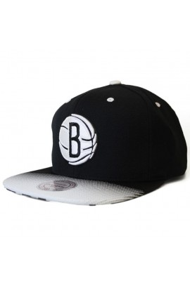 Mitchellandness-NBA-NZ55Z-BRONET-BLK-OS Cap
