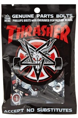 İndependent Thrasher Pentagram Phillips Kaykay Vida Seti Black