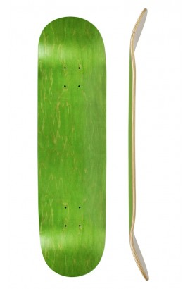 Moose 8.0 Stained Green Deck Kaykay Tahtası
