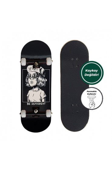 Woodenblack Be Different Fingerboards Parmak Kaykay